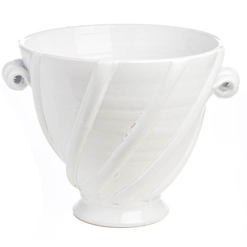 $229.00 White Ribbon Cachepot