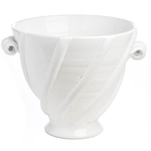 $229.00 White Ribbon Cachepot