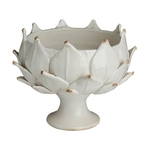 $334.00 Artichoke Footed Planter, Medium