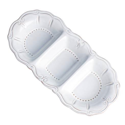 $46.00 3-Part Condiment Dish
