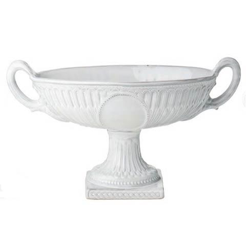 $151.00 Oval Centerpiece, White