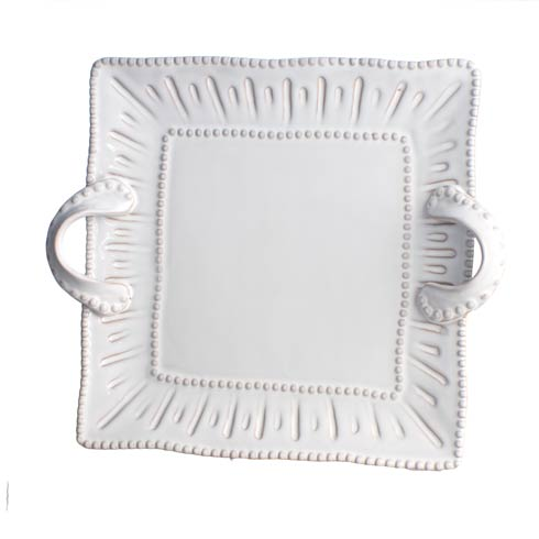 $76.00 Platter, Square