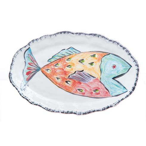 $101.00 Red Fish Platter