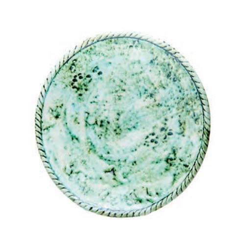 $67.00 Salad Plate, Green, Set Of 4