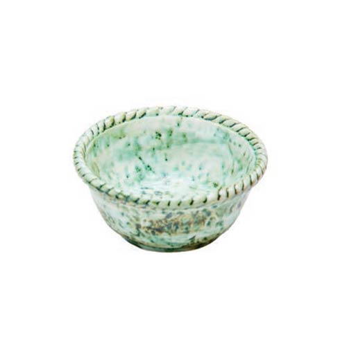 $34.00 Small Bowl, Green, Set Of 2