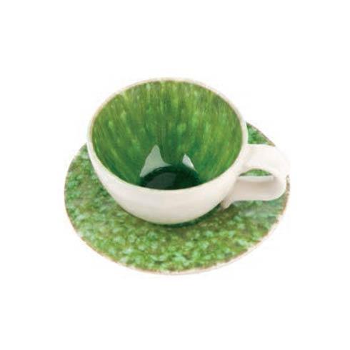 $182.00 Teacup & Saucer, Set Of 4