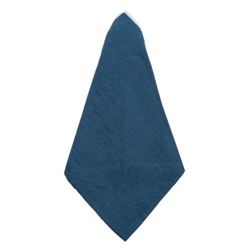 $67.00 Napkin Blue 20X20, Set Of 4