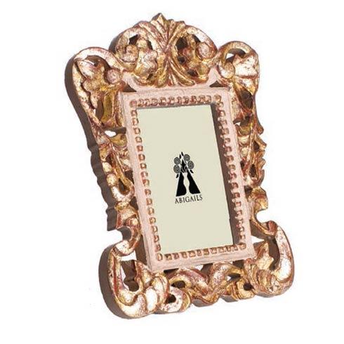 $84.00 Frame Trois Gray/Gold