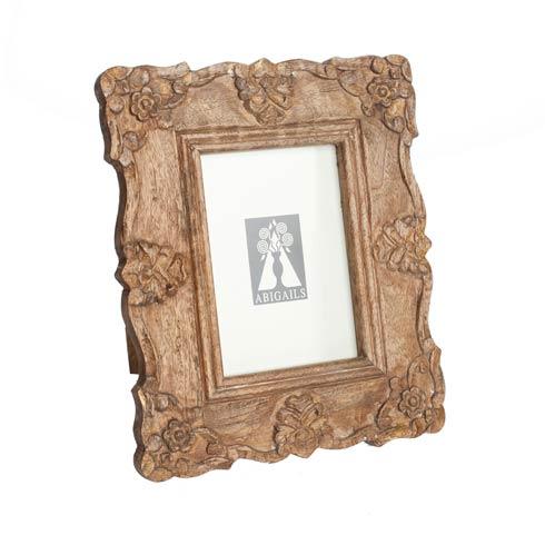 $77.00 Frame, Natural Wood