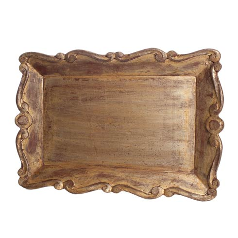$120.00 Scalloped Edge Serving Tray