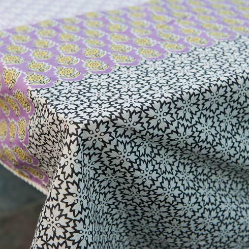 Veranda Tablecloth, Violet 56X56 collection with 1 products