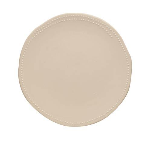 $134.00 Dinner Plate, Off White Matte, Set Of 4