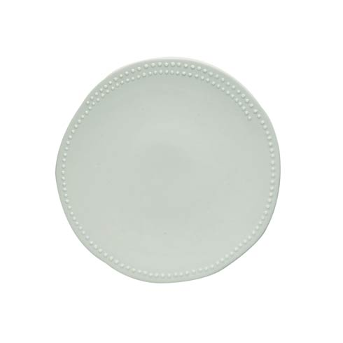 $115.00 Dessert Plate, Off White Matte, Set Of 4