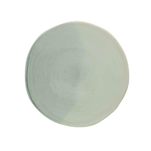 $96.00 Dessert Plate, Light Blue Gray, Set Of 4