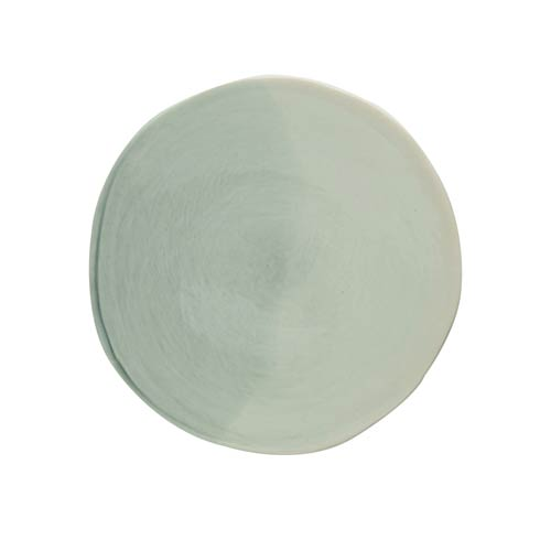 $96.00 Dessert Plate, Light Blue Gray, Set Of 4