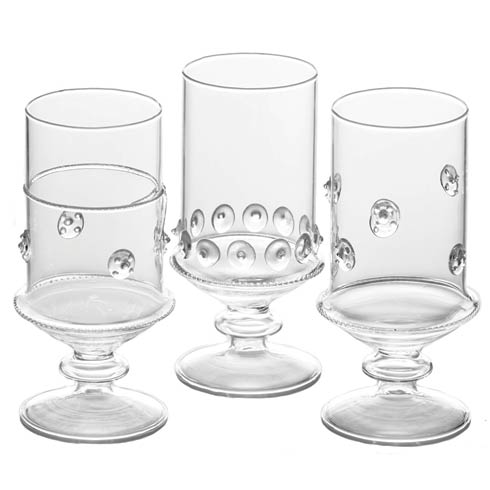 Abigails  La Boheme Footed Votives, Set Of 6 $134.00