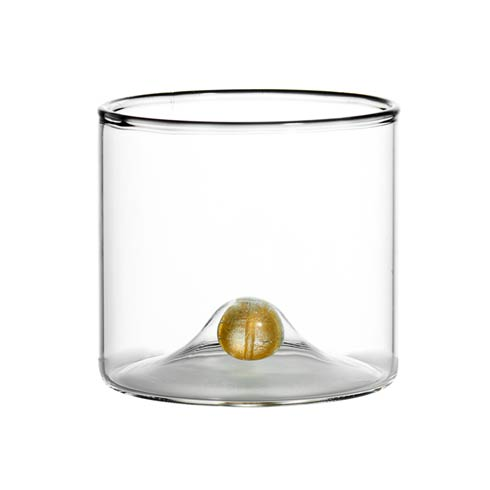 Abigails  Golden Globe Double Old Fashioned, Clear, Set Of 4 $82.00