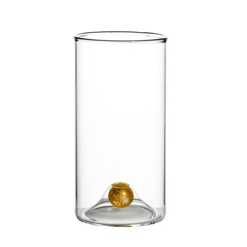 Abigails  Golden Globe Highball, Clear, Set Of 4 $82.00