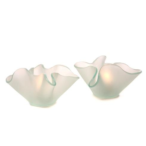 $88.00 7 x 7 x 4 anemone large votive no trim