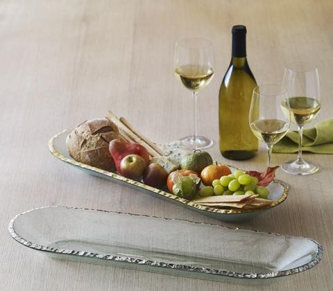 Annieglass  Edgey XL Baguette Tray $263.00