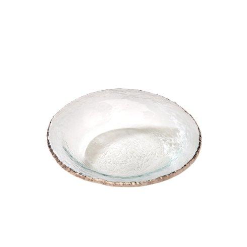 "Annieglass  Edgey 9"" soup bowl $95.00"