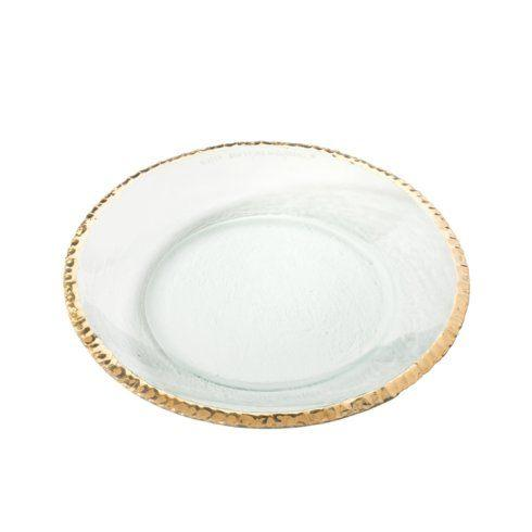 "Annieglass  Edgey 11"" shallow round bowl $189.00"