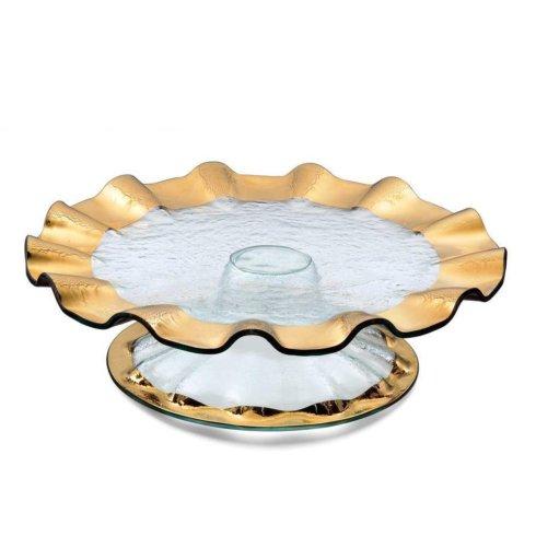 Annieglass  Ruffle 14 ¼