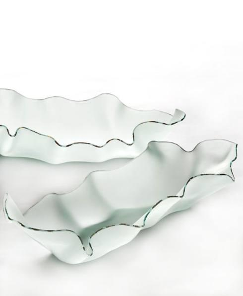 Annieglass  Sculpture Hydra Frosted $420.00