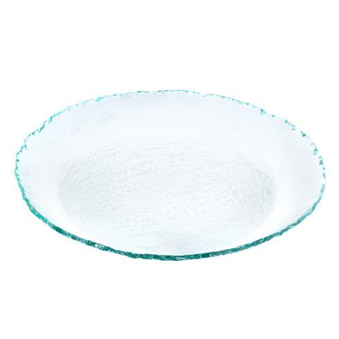 "$80.00  12 1/2"" icey serving bowl"
