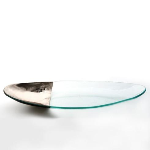 "18  x 11 1/2"" large oval platter"