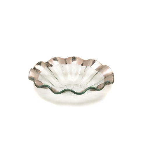 """Annieglass  Ruffle 7"""" bowl $74.00"""