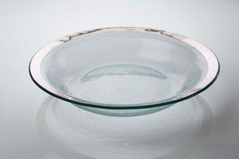 "Annieglass  Roman Antique 15"" Tossing Bowl $193.00"