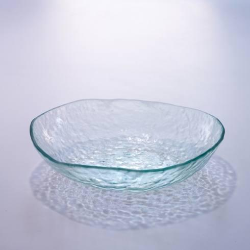 "Annieglass  Salt 13"" extra large serving bowl $84.00"