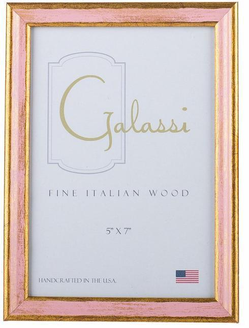 $27.00 Pink and Gold Frame 5x7