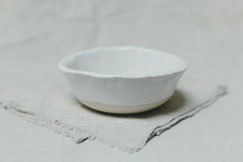 $40.00 Kinfolk Cereal Bowl-White