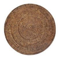 $24.00 Rattan Round Placemat