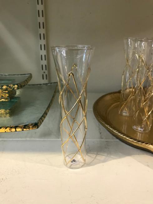 $15.00 Champagne Flute-Lattice