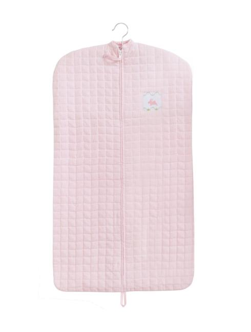 $68.00 Quilted Luggage Garment Bag Bunny