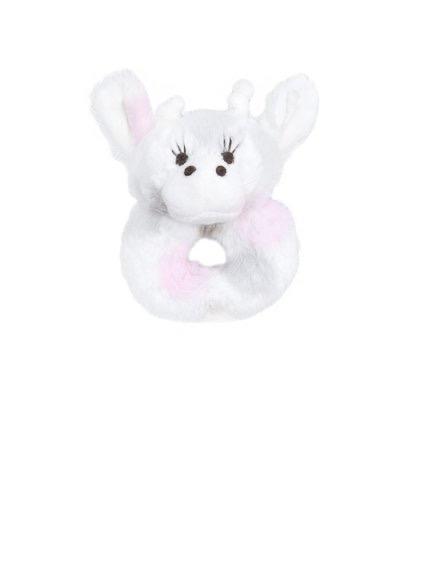 $24.00 Little G Rattle Pink