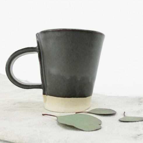 $39.00 Kinfolk Mug-Gunmetal