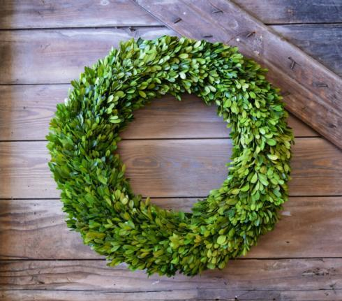 Wreaths collection with 5 products