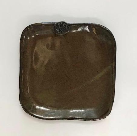 Square Side Plate collection with 2 products