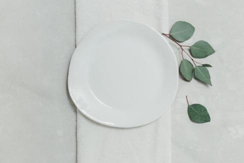 $26.00 Kinfolk Dessert Plate-White