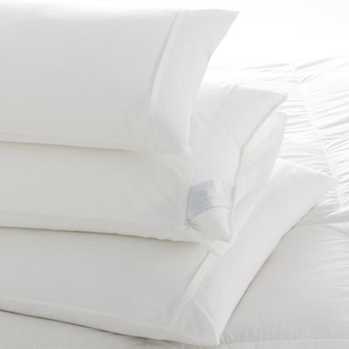 $21.00 Percale Pillow Protectors - King