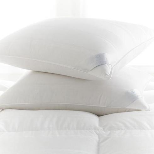 $339.00 Lucerne Hungarian White Goose Down Pillow - Standard Medium