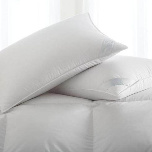 $718.00 Salzburg Polish White Goose Down Pillow - King