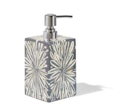 Gray Almendro Soap Dispenser