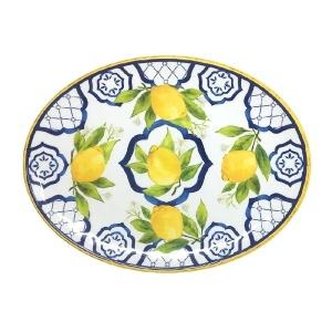 $50.00 Le Cadeau Lemon Platter Large