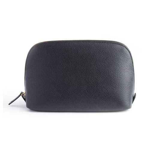 $225.00 Leather Cosmetic Bag