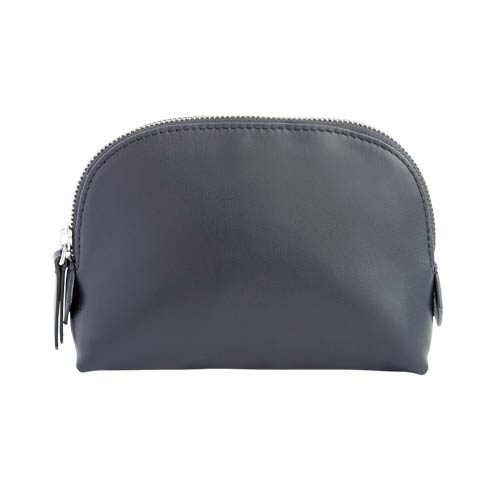 $120.00 Cosmetic Case In Genuine Leather